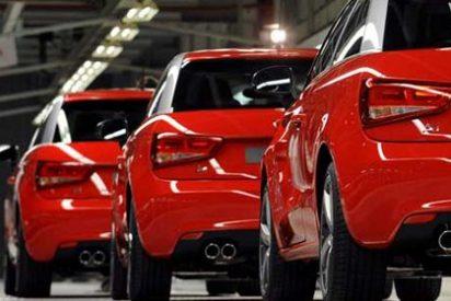 Las ventas de coches se desploman en España un 21,7%