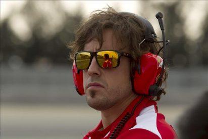 Fernando Alonso consigue podio y liderato en el Gran Premio de Mónaco
