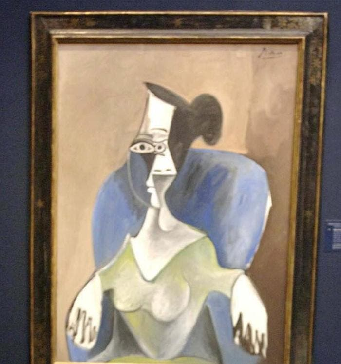 Un retrato de Picasso, vendido en más de 22 millones de euros en Nueva York