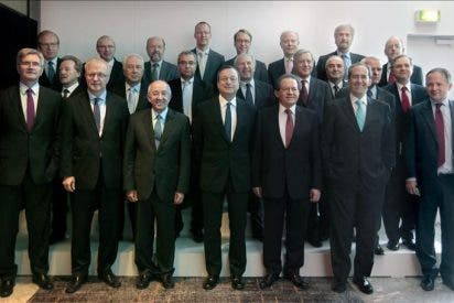 El Consejo de Gobierno del BCE inicia su reunión en Barcelona
