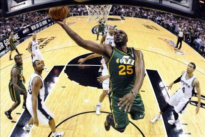 Los Spurs se exhiben; Grizzlies y Pacers fueron mejores
