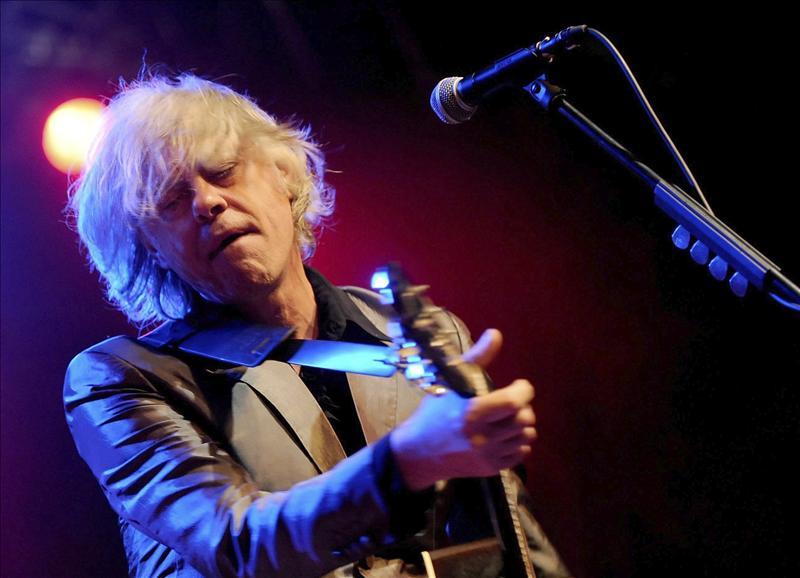 El cantante Bob Geldof inaugura el Hay Festival de Budapest