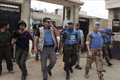 El plan de paz para Siria funciona según los mediadores, aunque de forma irregular y lenta