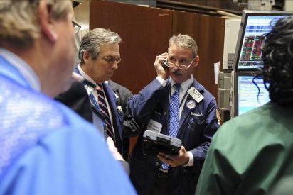 Wall Street abre con un descenso del 0,61 por ciento tras los datos de empleo en EEUU