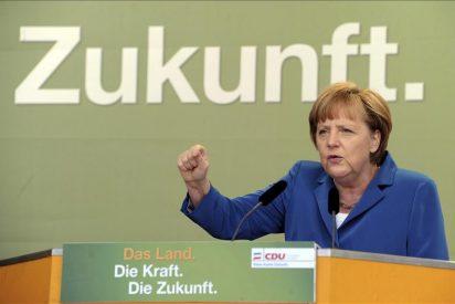 """Merkel a Hollande: """"No es posible renegociar el pacto"""""""