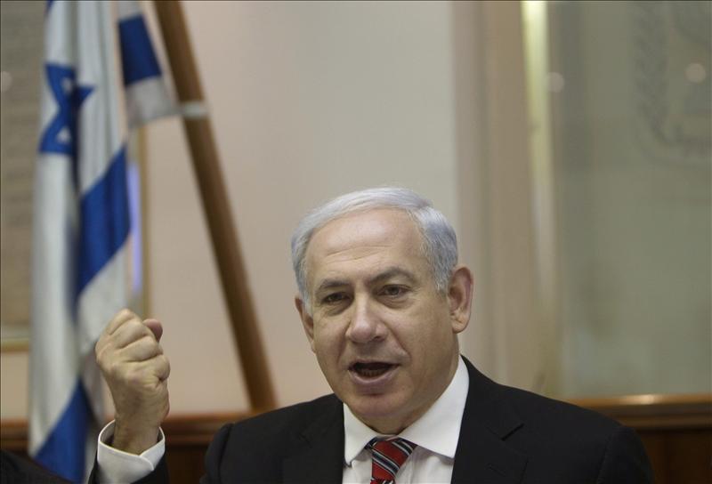Netanyahu anuncia la creación de un Gobierno de unidad con la oposición que cancela las elecciones