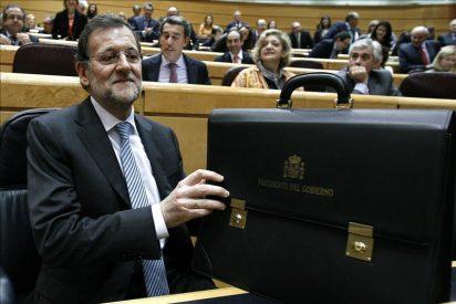 Rajoy responderá hoy en el Senado sobre el incumplimiento de su programa