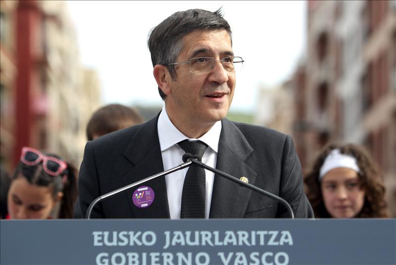El lehendakari hace balance de los tres años de Gobierno Vasco