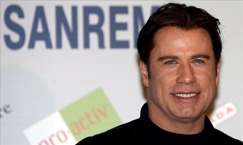 John Travolta, demandado por un masajista por acoso sexual
