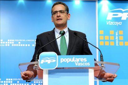 "Basagoiti, dispuesto a pactar un ""final ordenado"" de la legislatura vasca"