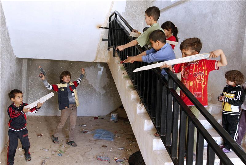 La OIM prevé que llegarán 7.000 refugiados sirios al norte de Irak en junio