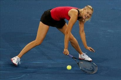 Sharapova vence a Zakopalova y avanza a octavos del torneo de Madrid