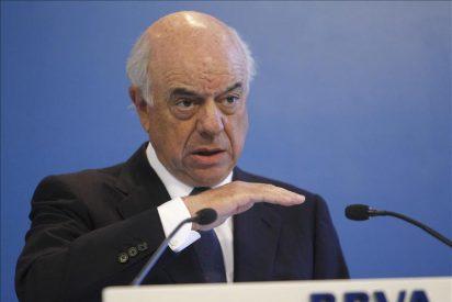 El BBVA empeora su previsión y cree que la economía caerá el 1,5 por ciento en 2012