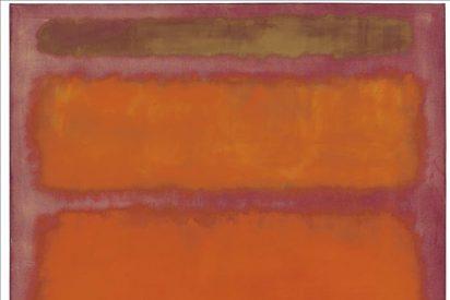 Una obra de Rothko se convierte en la estrella de una subasta en Nueva York
