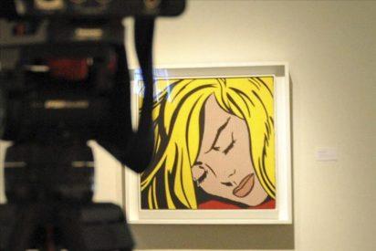 Una obra de Lichtenstein, vendida en Nueva York por 34,6 millones de euros
