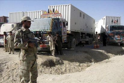 Las autoridades de Pakistán dan luz verde a reabrir las rutas de la OTAN