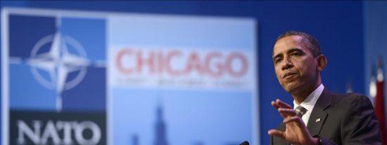 Obama aboga por el crecimiento y rescate de bancos para afrontar crisis europea