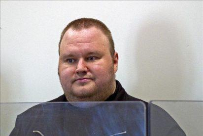 El fundador de Megaupload rehúsa dar contraseñas de sus ordenadores decomisados