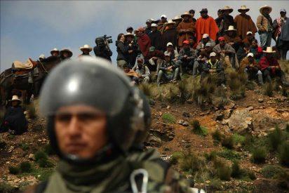 El Gobierno peruano declara el estado de excepción en la provincia de Espinar