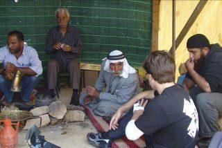 Una aldea beduina en Israel es demolida y reconstruida más de 30 veces