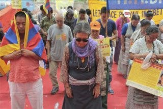Una tibetana, madre de tres hijos, se inmola contra la ocupación china