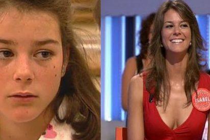 Cinco niñas de nuestra TV que pasaron de ser 'angelitos' a (peligrosas) bombas sexuales ¿Acertaron con el cambio o hundieron sus carreras?