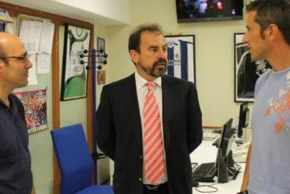 """Ángel Torres en 'El Partido de las 12': """"¿Qué negocio es el fútbol? ¡El fútbol es una ruina!"""""""