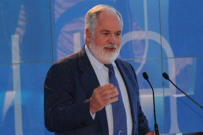 Arias Cañete participa en la presentación de la Fundación Aqualogy