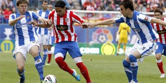 El Atlético se olvida de Europa tras su empate ante la Real