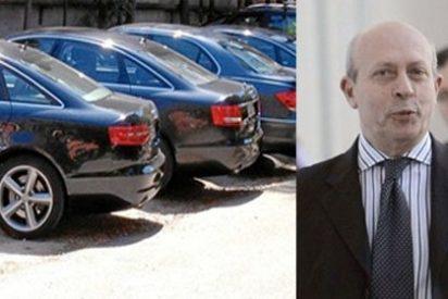 Democracia a la española: los rectores plantan a Wert haciendo ostentación de sus coches de lujo
