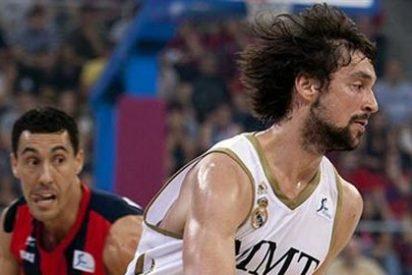 Sergio y Velickovic fuerzan el quinto entre Real Madrid y Baskonia