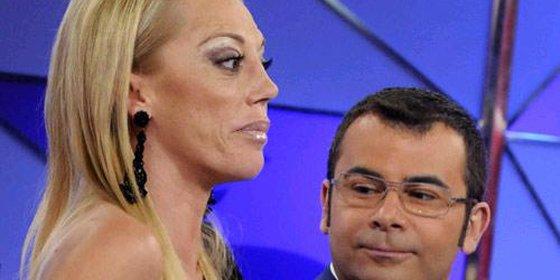 """Nueva megabronca entre la Esteban y Jorge Javier Vázquez: """"Belén, ¡ya estoy harto! Te envenenas a tí misma"""""""