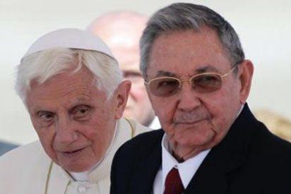 Benedicto XVI agradece a Raúl Castro la acogida en Cuba