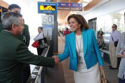 Ana Botella apuesta por el transporte público en época de recortes