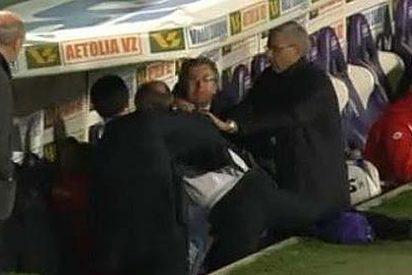 Despiden al entrenador de la Fiore por pegar a uno de sus jugadores