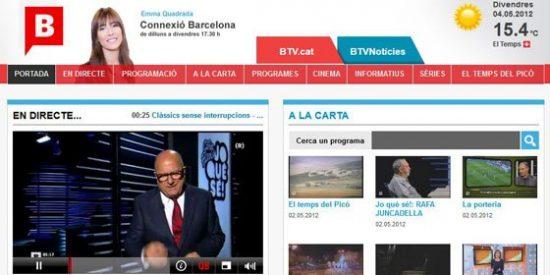 La televisión local de Barcelona se dota de un Estatuto Profesional