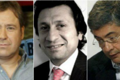"""Bronca a tres en Twitter entre Enrique Marqués (Futboleros), José Félix Díaz (El Confidencial) y José Joaquín Brotons, que se mofa del programa que presenta el primero: """"'Futboleros' adelantó la muerte de Manolete"""""""