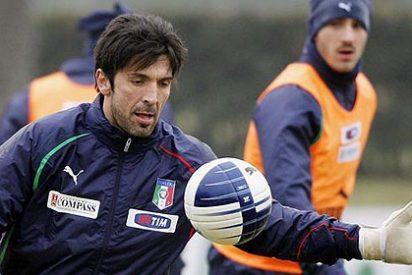 Buffon, bajo sospecha por los partidos amañados en el Calcio