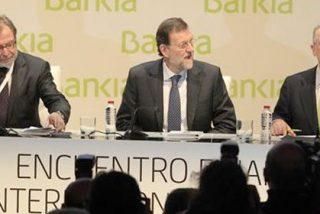 Rajoy y De Guindos sirven en bandeja la cabeza de Rato a los 'tres tenores' de la banca