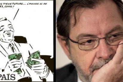Cebrián reivindica el papel de 'El País' en medio de la crisis de la prensa