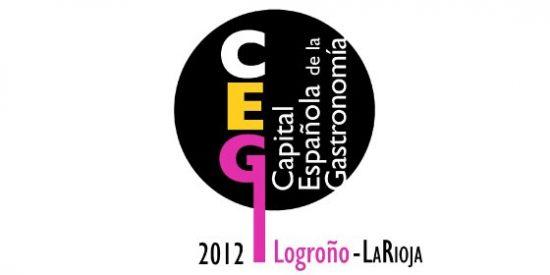 La Rioja-Logroño, Capital Española de Gastronomía 2012