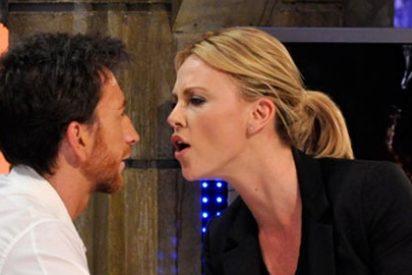 Charlize Theron ridiculiza 'El Hormiguero' de Pablo Motos