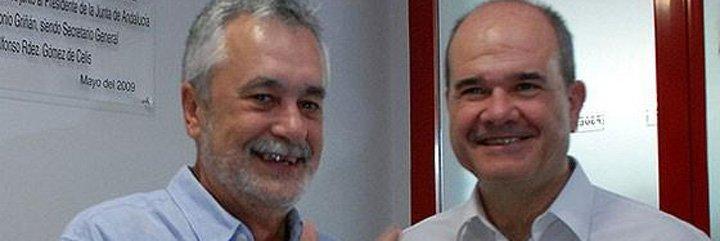 Chaves garantizó 'todo su apoyo' para completar uno de los ERE falsos