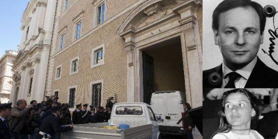 "El Vaticano considera ""positivo"" la apertura de la tumba del mafioso De Pedis"