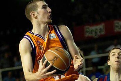 El Valencia Basket frena al rodillo azulgrana y empata la semifinal