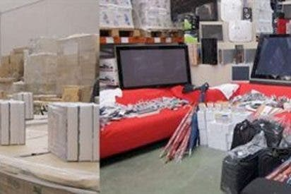 Cospedal eleva a 3,6 millones el valor de los regalos de la era de Barreda guardados en almacenes