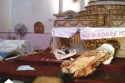 Profanación en la catedral mexicana de Culiacán