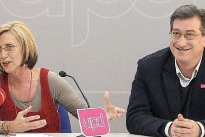 UPyD permitirá al socialista Fernández presidir el Principado de Asturias