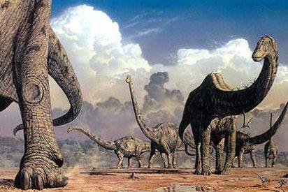 ¿Las flatulencias de los dinosaurios provocaron el calentamiento global?