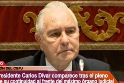"""Las endebles excusas de Carlos Dívar (CGPJ) sobre sus elevados gastos en Marbella: """"No me hospedaba en hoteles de lujo. Eran de cuatro estrellas"""""""